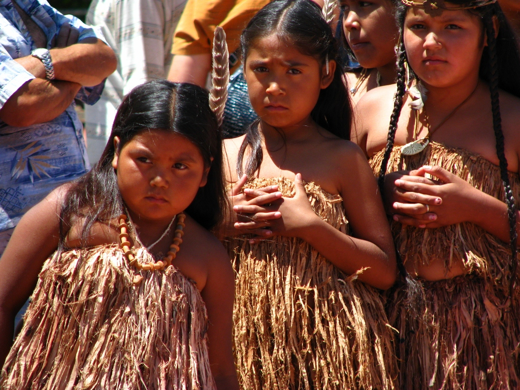Baja California indigenous arts festival