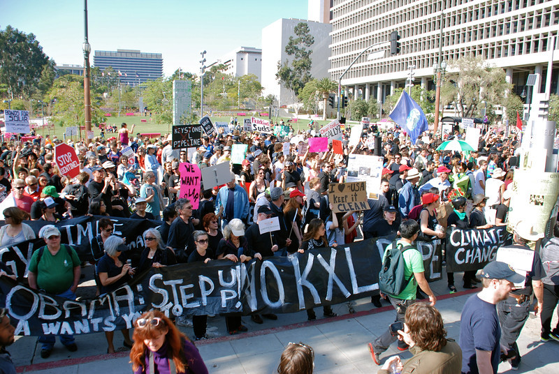 LA Says No Keystone XL