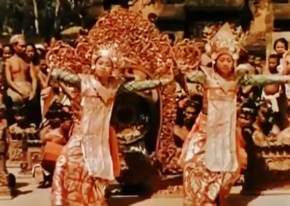 Legong: Dance of the Virgins, Bali, Balinese cultures, traditional dance
