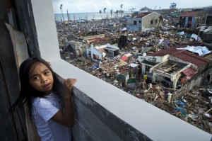 Philippines, Typhoon Haiyan, climate change