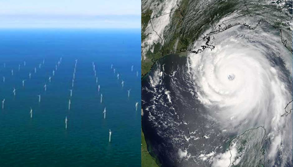 offshore wind, hurricanes, climate change, renewable energy