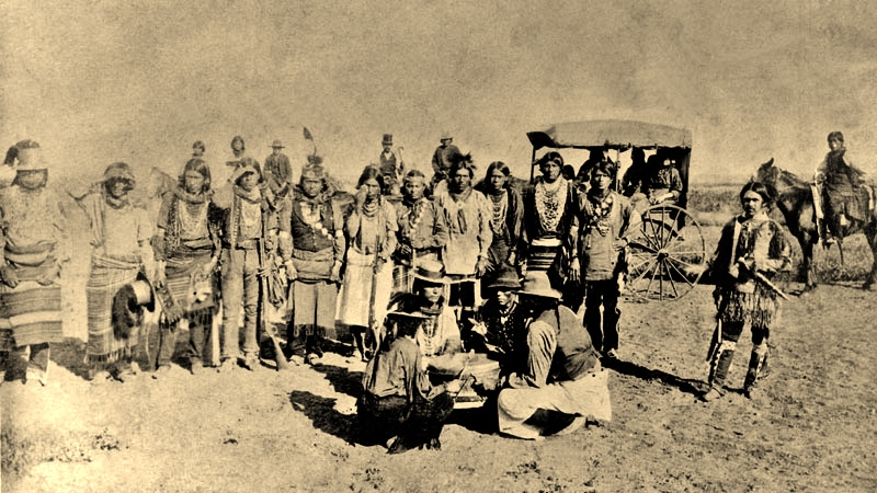 Caddo Indians of Oklahoma